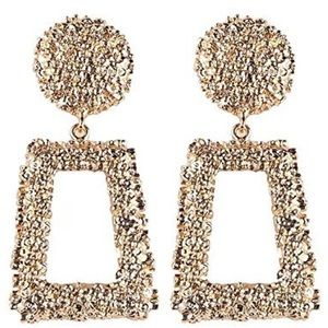 Anthropologie Statement Earrings